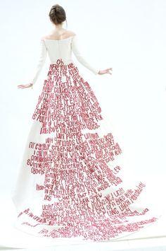 Kate Daudy kate in wedding dress flat