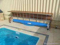 For quality custom made pool blanket boxes & pool storage boxes throughout Perth & Australia, contact Pool Blanket Boxes on 9250 6872 for a quote Pool Storage Box, Hidden Pool, Solar Pool Cover, Casa Top, Homemade Pools, Swiming Pool, Casa Patio, Mini Pool, Natural Swimming Pools