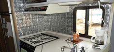 30+ Unique Backsplash Tile Decor Ideas for Camper Kitchen Remodel