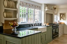 Country kitchen decoration medium size modern country kitchen curtains video and photos ideas white cabinets with color Country Kitchen Curtains, Country Chic Kitchen, English Country Kitchens, Modern Country Kitchens, Modern Country Style, Country Kitchen Designs, Shabby Chic Kitchen, Rustic Kitchen, New Kitchen