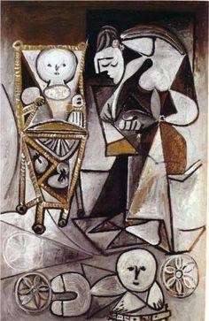 Pablo Picasso, 1950