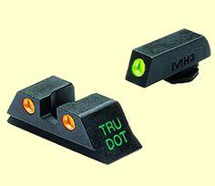 Meprolight Tru-Dot Night Sight for Glock (9mm, 357Sig, 40 & 45 GAP)