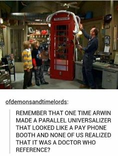MIND. BLOWN. O.O I'm slowly realizing that all these childhood shows were preparing me for a life of Fandom... I'm okay with this.