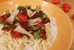 14 ízig-vérig olasz tészta 15 perc alatt | NOSALTY Fusilli, Tortellini, Bologna, Grains, Meat, Chicken, Food, Lasagna, Essen