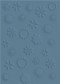 Quickutz / Lifestyle Crafts Embossing Folders : Flowers