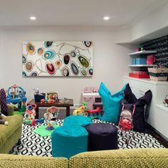 Kid's & Teens Hang-out Room