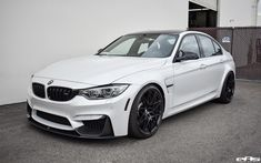 A Mineral White BMW M3 ZCP Gets M Performance Parts Installed - http://www.bmwblog.com/2017/06/07/a-mineral-white-bmw-m3-zcp-gets-m-performance-parts-installed/