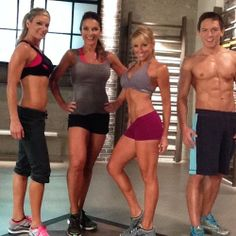 I cannot wait for Chalene Johnson's Newest workout- coming out Spring/Summer 2014! Check out my friends in the videos- I am so proud of Mike Mills for sure! He's an amazing guy!
