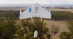 Project Wing, el sistema de entrega con drones de Google