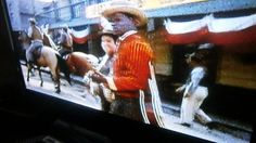 Cat Ballou, staring Jane Fonda and Lee Marvin, played on a SFT-100 RCA S...