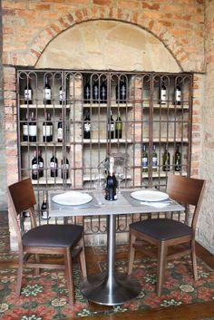 Mesas para un restaurante en Bogotá