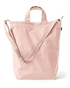 Amazon.com: BAGGU Duck Bag Canvas Tote - Shell: Kitchen & Dining