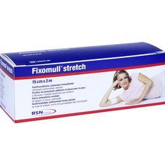 FIXOMULL stretch 15 cmx2 m:   Packungsinhalt: 1 St PZN: 02842594 Hersteller: ACA Müller/ADAG Pharma AG Preis: 9,35 EUR inkl. 19 % MwSt.…
