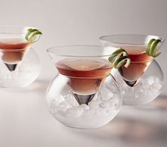 Awesome Martini Glasses