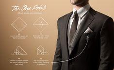 pocket squares | Five Ways To Wear | The Journal|MR PORTER