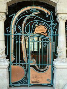 Castel Belanger, Hector Guimard, Paris