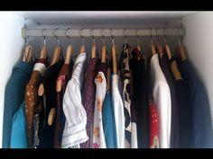 Una idea para aprovechar espacio en el armario. An idea to take advantage of closet space. Une idée de profiter de l'espace de rangement. Truco, tip. https://www.facebook.com/bagatelleoficial Bagatelle Marta Esparza  #truco #espacio #armario.