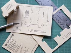 Moving Notice - Brian Kroeker Design for Art & Industry
