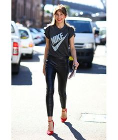 Get athletic: Best of Buenos Aires Street Style - mom.me