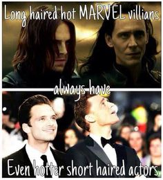 THEIR NOT VILLANS!! At least Bucky isn't.