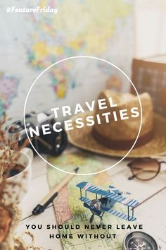 **Feature Friday** For our first #featurefriday here at The Girl Who Wanders, Aussie traveler Claire Hastings is sharing the Travel Essentials no one should ever leave home without.