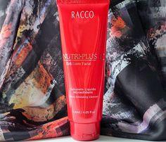 Esfoliação (Produto) - Sabonete Líquido Esfoliante Facial Nutriplus C - RACCO
