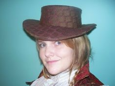 Dawning Dreams Blog: How to Make a Victorian Hat