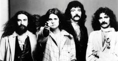Black Sabbath nombrados la banda británica de hard rock más importante de todos los tiempos