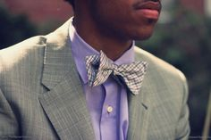 General Knot & Co. bowtie. $68