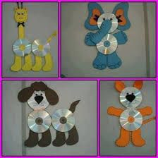Image Result For Art And Craft Ideas From Waste Material Kids