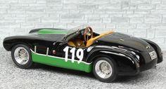 Ferrari 166 MM Spyder Oblin - Campione SAR 1955 - Alfa Model 43