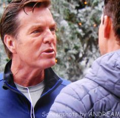 Jack vents his anger against Billy since his brother had voted to oust him as CEO.