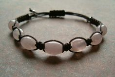 Rose Quartz Healing Energy Bracelet $15. Heart Chakra Fosters unconditional love for self and others Nurturing Encourages inner peace & self worth http://zenjewelry.mysticnaturals.com/rose-quartz-healing-energy-bracelet-2/