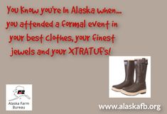 Home - Alaska Farm Bureau, Inc Farm Humor, Friday Humor, Happy Friday, Alaska, Cool Outfits