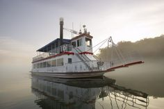 Six facts you might not know about cruising Branson's Lake Taneycomo on the Lake Queen   The Branson Blog by Branson Tourism Center