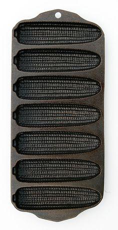 Antique rare Griswold Crispy Corn Stick Pan by SeaGlassPrimitives, $68.00