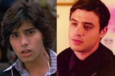 paolo from lizzie mcguire = garret from PLL. MIND BLOWN