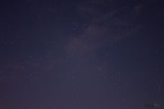 Sky Blue  - Dark Night