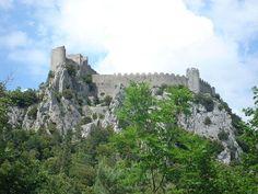 Château de Puilaurens: Cathar Castle in France | Urban Ghosts... s'il vous plait!