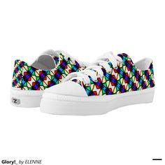 Glory!_ Printed Shoes  #ZIPZ-Canvas Shoes, #Shoes  #TennisShoes,#Zazzle #StuffSoldOnZazzle #TennisShoes #CanvasShoes #ZIPZ