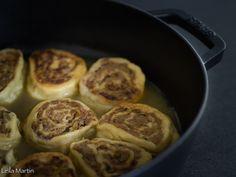 Fleischschnacka, escargots ou roulés à la viande et restes de pot-au-feu – je vais vous cuisiner