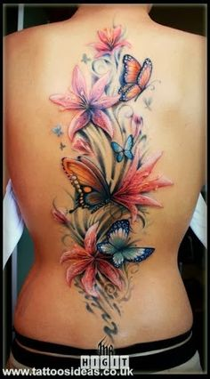 feminine tattoo representing children   With various meanings , this tattoo mostly done by women because of ...