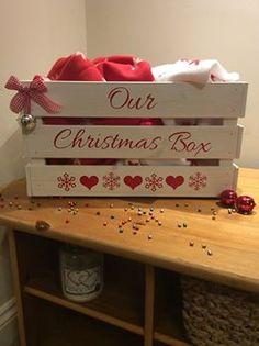 Christmas Eve Crate, Family Christmas, Christmas Time, Christmas Ideas, Xmas, Christmas Is Coming, Christmas Presents, Christmas Cards, Christmas Decorations