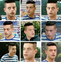 some screenshots of rami malek that mean a lot to me...