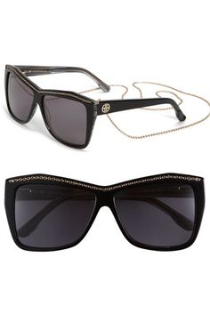 House of Harlow 1960 'Cassie' Sunglasses.  These were given to me as a gift from my mom!