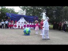Kılıçlı ilköğretim okulu 23.Nisan dünya çoçukları gösterisi - YouTube Youtube, Youtubers, Youtube Movies
