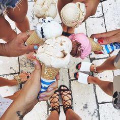 #brightlydecoratedlife tip: positivity is like ice cream, it makes life sweeter