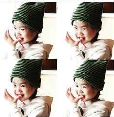 How Cute! Lee Haru, Back Home, Funny Moments, Superman, Singing, Winter Hats, Crochet Hats, Korean, In This Moment