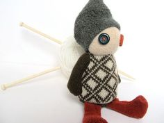 Sweater Dolls of Allison Dey Malacaria - Google Search
