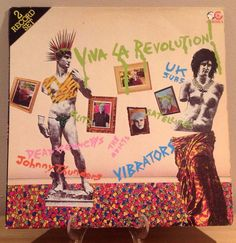 Viva La Revolution - V/A Dbl LP Punk Blitz UK Subs Dead Kennedys | eBay